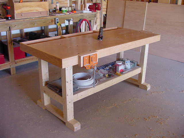 27 Perfect Cheap Woodworking Bench