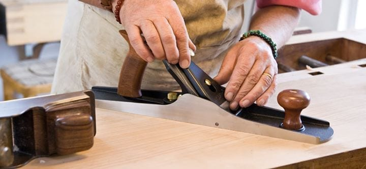 The Common Woodworking Plane