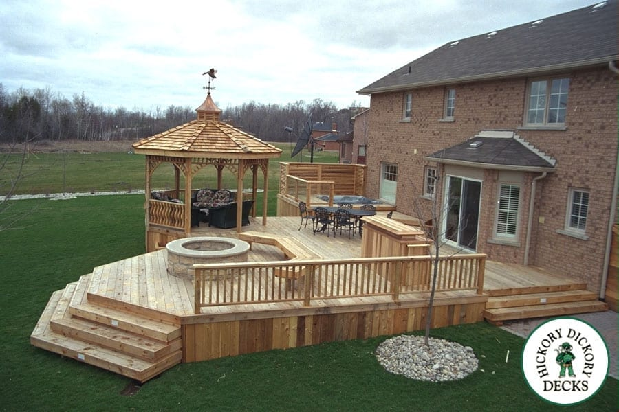 Building A Deck | Wonderful Woodworking