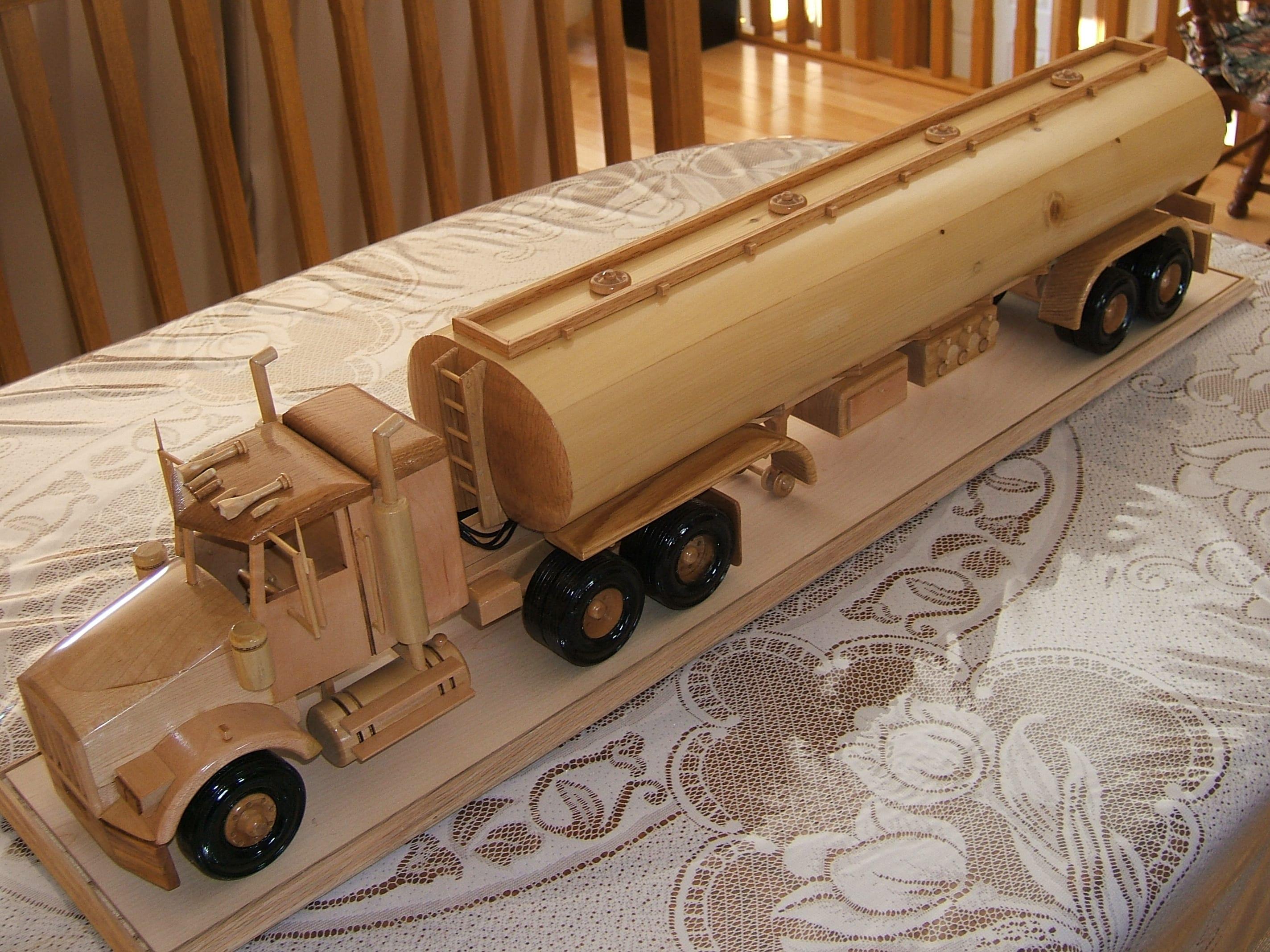 Building Toy Replicas