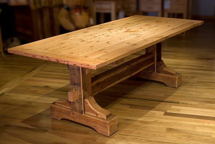 building a dining room table wonderful woodworking. Black Bedroom Furniture Sets. Home Design Ideas