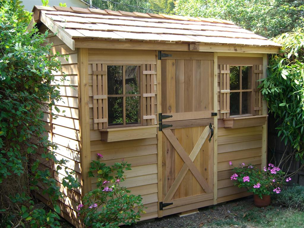 Building a tool shed wonderful woodworking for Garden building ideas