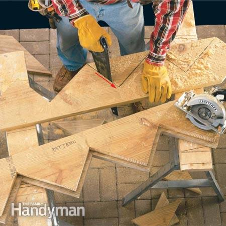 Building Deck Stairs The Professional Way