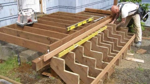 Exceptional Building Deck Stairs