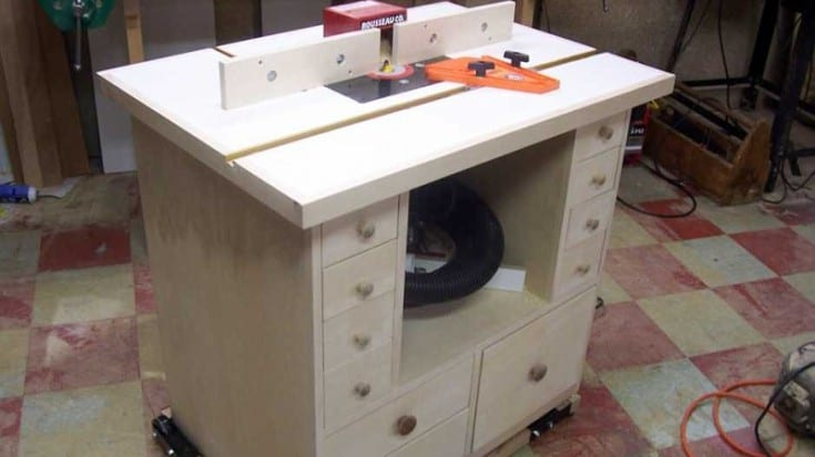 Router table project get the most from your router wonderful router table project get the most from your router keyboard keysfo Images