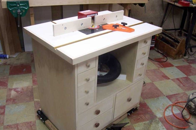 Router Table Project Get The Most From Your Router ...