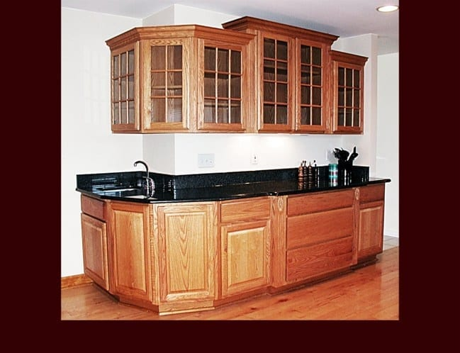 Building An Upper Kitchen Cabinet | Wonderful Woodworking