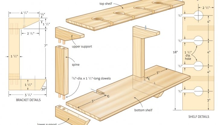Working With Woodworking Plans | Wonderful Woodworking