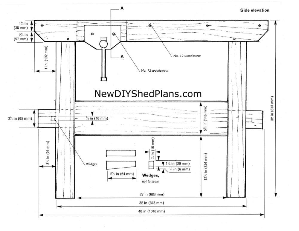 Woodworker Bench Plans 7 Wonderful Woodworking