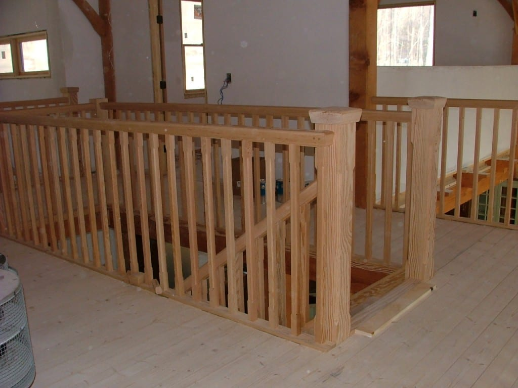 Installing Balcony Railings Wonderful Woodworking