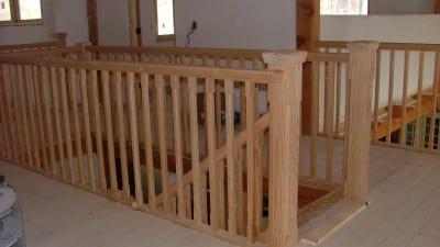 balcony rails