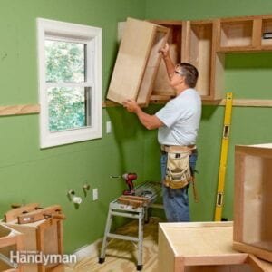 how to install wall kitchen cabinets installing kitchen cabinets wonderful woodworking 8722