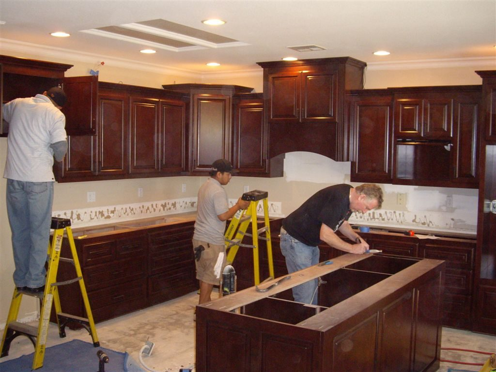 Kitchen Cabinet Installation Tips Part - 19: Wonderful Woodworking