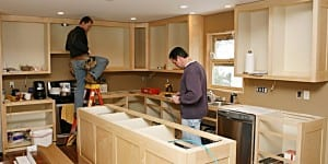 Lovely Installing Kitchen Cabinets Cabinet Install Gallery