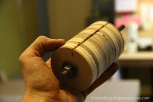 building a spindle sander drum