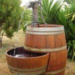 wine barrel pump