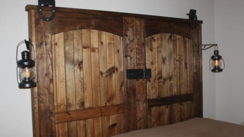 Diy Sliding Barn Doors Wonderful Woodworking