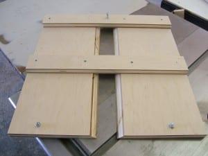 circle cutter construction