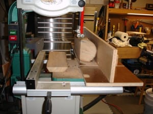 turning your band saw into a sawmill