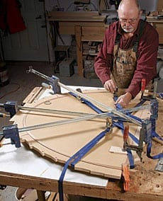 bending wood without steam