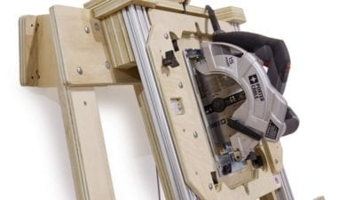 building a panel saw
