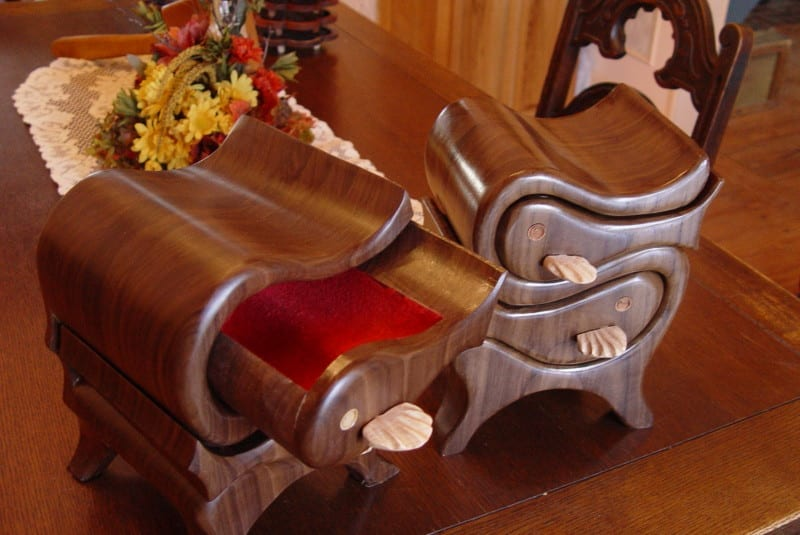 Bandsaw Box   Wonderful Woodworking